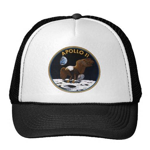 Apollo 11 mesh hats