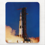 Apollo 11 ignition mouse pad