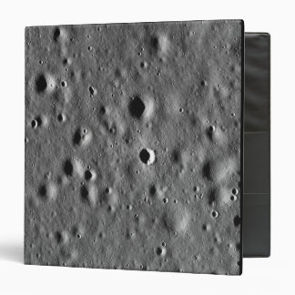Apollo 11 landing site 3 ring binders
