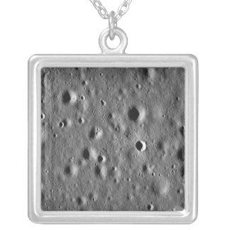 Apollo 11 landing site pendants