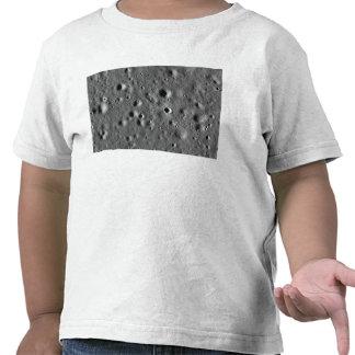 Apollo 11 landing site t shirt