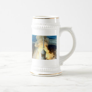 Apollo 11 Launch Beer Stein