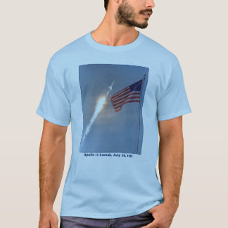 Apollo 11 Launch July 16, 1969 T-Shirt