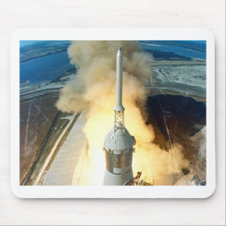 Apollo 11 Launch Mouse Pad
