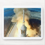 Apollo 11 Launch Mouse Pads