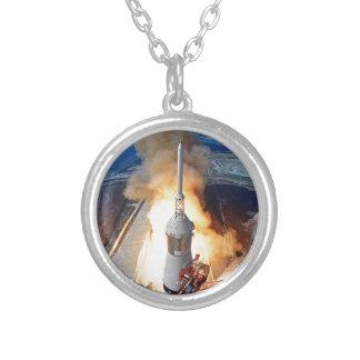 Apollo 11 Launch Custom Necklace