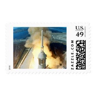 Apollo 11 Launch Stamp