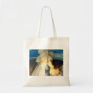 Apollo 11 Launch Tote Bag