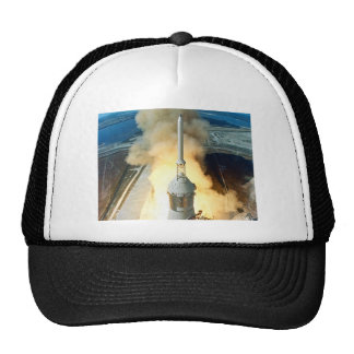 Apollo 11 Launch Trucker Hat