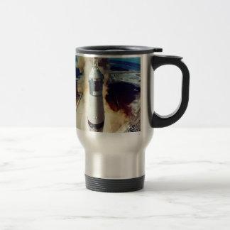 Apollo 11 Lift Off 15 Oz Stainless Steel Travel Mug