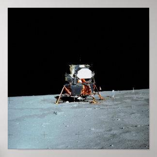 """Apollo 11 Lunar Module """"Eagle"""" Posters"""