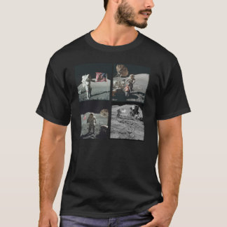 Apollo 11 Moon landing tshirt