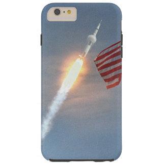 Apollo 11 tough iPhone 6 plus case
