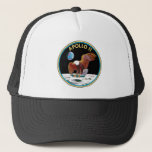 Apollo 11 trucker hat