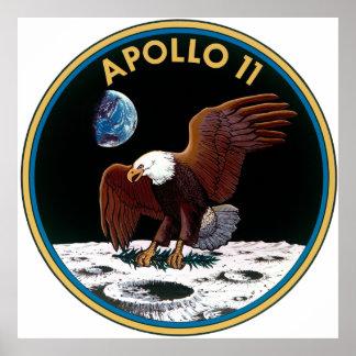 Apollo 11: We Reach The Moon Poster