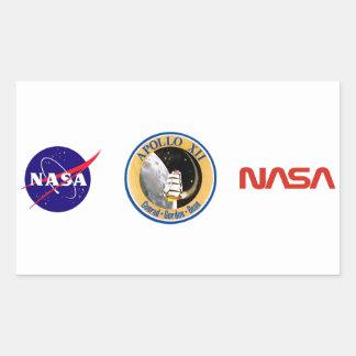 Apollo 12 Back to the Moon Sticker