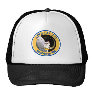 Apollo 12: Back to the Moon! Trucker Hat