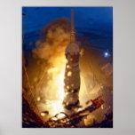 Apollo 12 Launch Poster