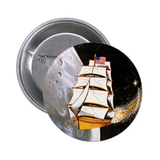 Apollo 12 Mission Patch Pinback Buttons