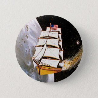 Apollo 12 Mission Patch Logo Pinback Button