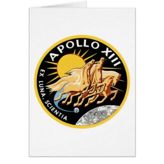 Apollo 13 card
