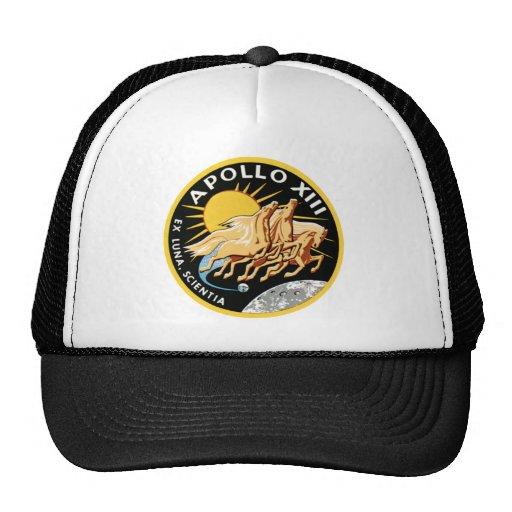 Apollo 13 hats