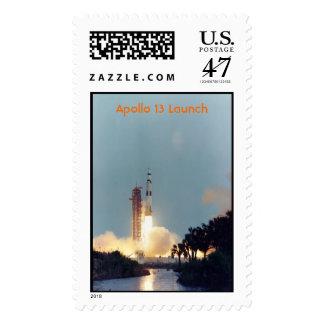 Apollo 13 Launch, Postage