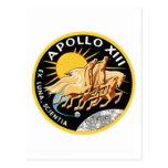 Apollo 13 postcards