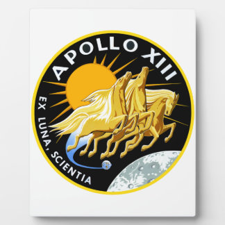 Apollo 13: Survival Plaque