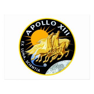 Apollo 13: Survival Postcard
