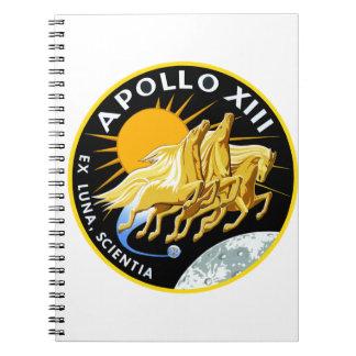 Apollo 13: Survival Spiral Notebook