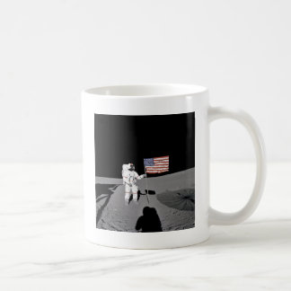 Apollo 14 coffee mug