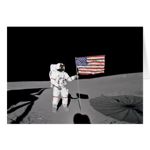 Apollo 14 greeting cards