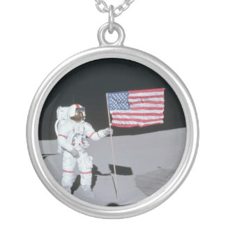 Apollo_14_Shepard Personalized Necklace
