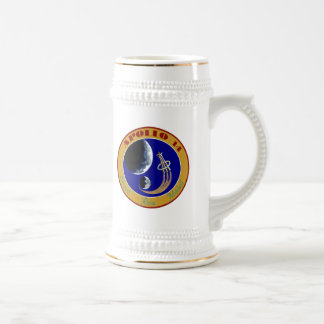 Apollo 14:  We Golf The Moon Beer Stein