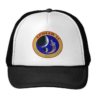 Apollo 14:  We Golf The Moon Trucker Hats