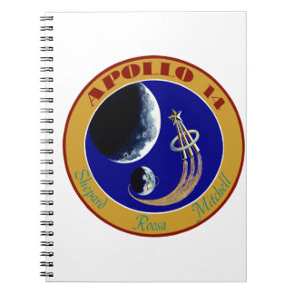 Apollo 14:  We Golf The Moon Notebook