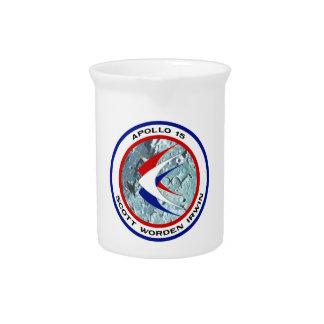 Apollo 15: Lunar Sightseeing Beverage Pitcher