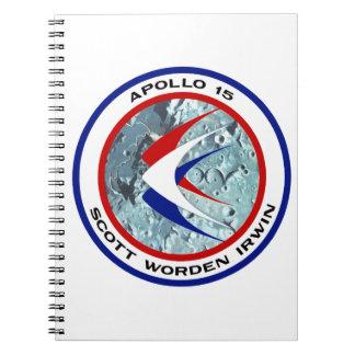 Apollo 15: Lunar Sightseeing Journals