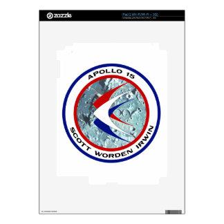 Apollo 15: Lunar Sightseeing Skin For The iPad 2