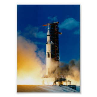 Apollo 16 Launch Posters