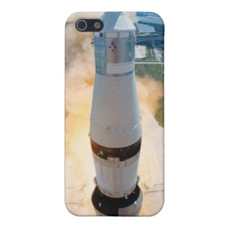 Apollo 16 liftoff viewed from tower camera iPhone SE/5/5s cover