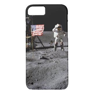 Apollo 16 Salute iPhone 7 Case