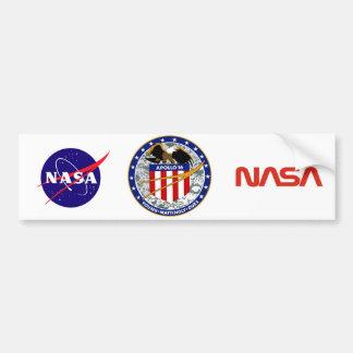Apollo 16:  The Penultimate Flight Car Bumper Sticker