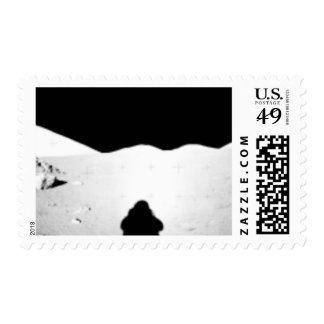 Apollo 17 assembled panorama 2 postage