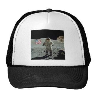 Apollo 17 Astronaut in the Taurus Littrow Valley Trucker Hat