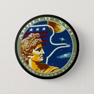 Apollo 17 button