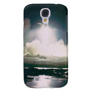 Apollo 17 Lift Off Samsung Galaxy S4 Cases
