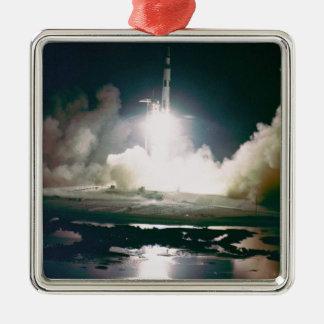 Apollo 17 Lift Off Ornament
