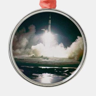 Apollo 17 Lift Off Ornaments